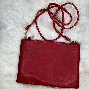 Hot Red Crossbody bag 🌶